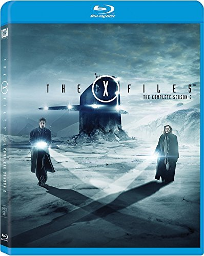 X Files Season 2 Blu Ray