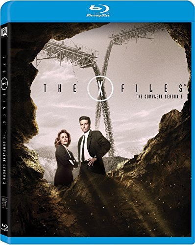 X Files Season 3 Blu Ray