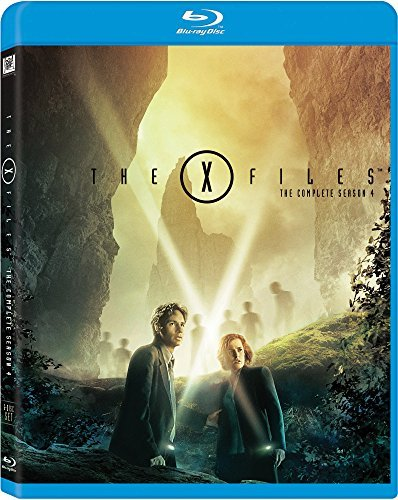 X Files Season 4 Blu Ray