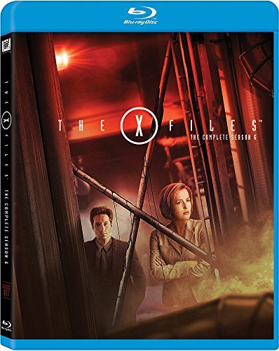 X Files Season 6 Blu Ray