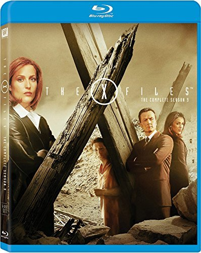 X Files Season 9 Blu Ray