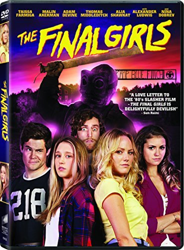 Final Girls Farmiga Akerman Devine DVD Pg13