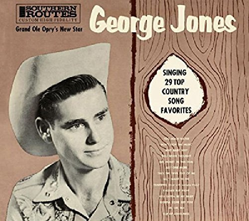 George Jones Sings