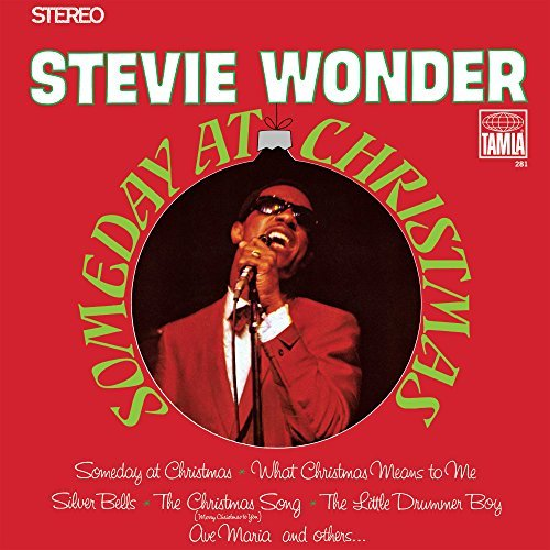 Stevie Wonder Someday At Christmas