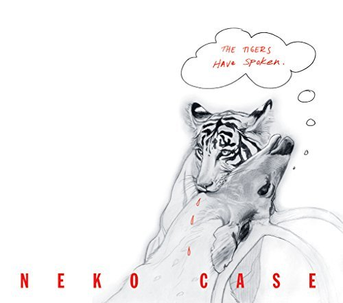 Neko Case Tigers Have Spoken (red Vinyl) Limited Edition Incl Download Card