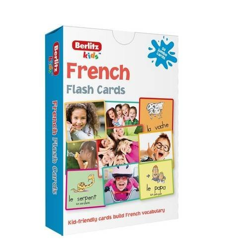 Apa Publications Limited Berlitz Language French Flash Cards 0002 Edition;