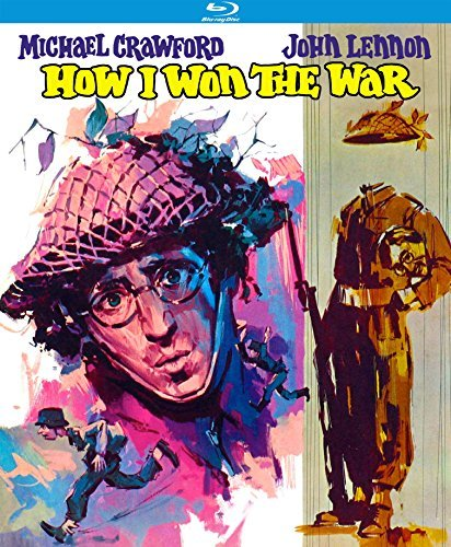 How I Won The War Lennon Crawford Blu Ray Nr