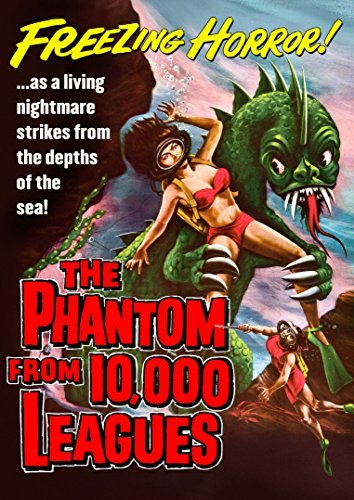 Phantom From 10 000 Leagues Taylor Downs DVD Nr