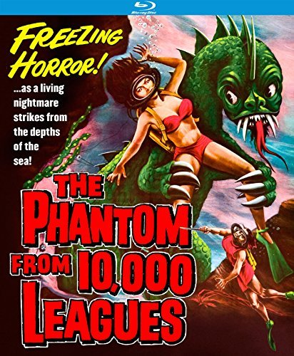 Phantom From 10 000 Leagues Taylor Downs Blu Ray Nr