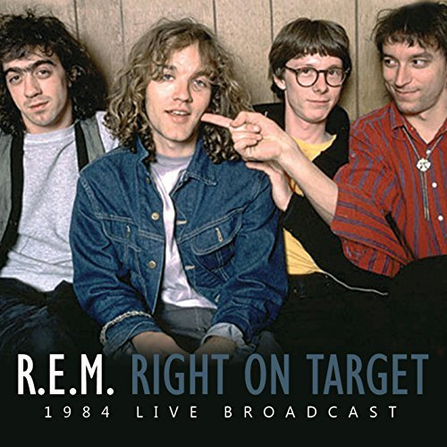 R.E.M. Right On Target Import Gbr