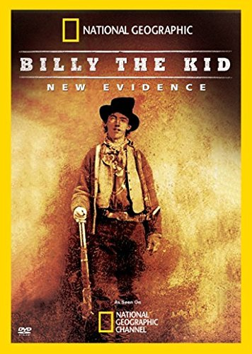 Billy The Kid New Evidence Billy The Kid New Evidence DVD Pg