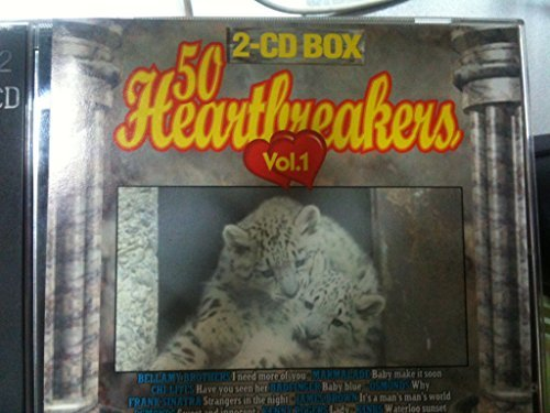 50 Heartbreakers Vol. 1