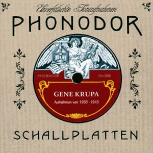 Gene Krupa Phonodor Records