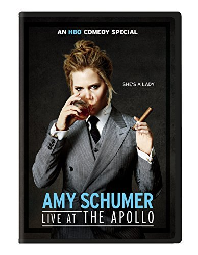 Amy Schumer Live At The Apollo DVD