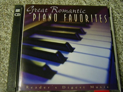 Great Romantic Piano Favorites Great Romantic Piano Favorites