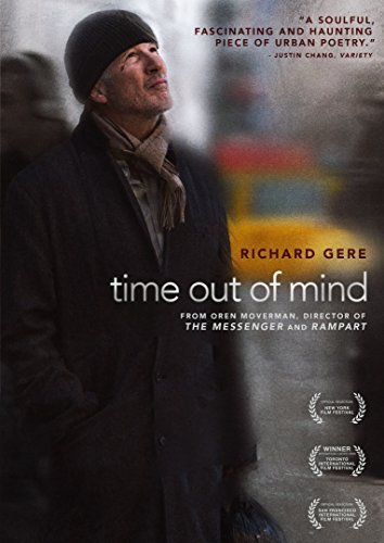 Time Out Of Mind Gere Vereen Malone DVD Nr