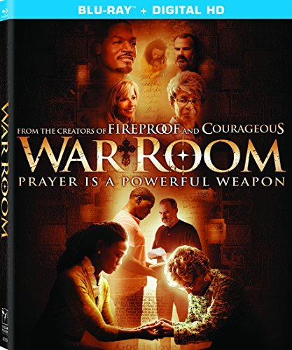 War Room Shirer Stallings Abercrombie Blu Ray Pg