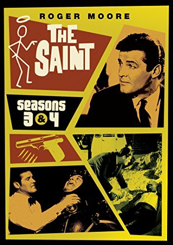 Saint Seasons 3 & 4 DVD