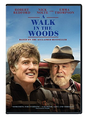 A Walk In The Woods Redford Nolte DVD R