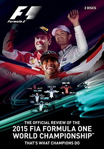 F1 2015 Official Review F1 2015 Official Review