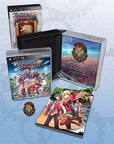 Ps3 Legend Of Heroes Trails Of Cold Steel Lionheart Edition