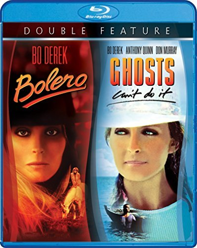 Bolero Ghosts Can't Do It Double Feature Blu Ray R
