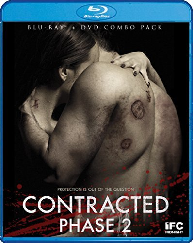 Contracted Phase 2 Mercer Palka Blu Ray DVD Nr