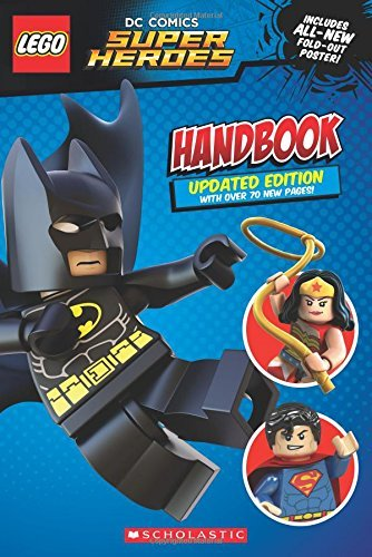 Greg Farshtey Lego Dc Superheroes Handbook Updated