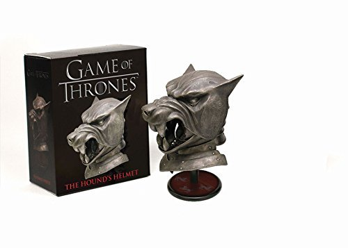 Running Press Game Of Thrones The Hound's Helmet