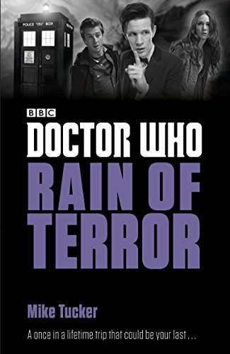 Mike Tucker Doctor Who Rain Of Terror