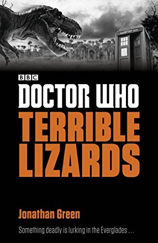 Jonathan Green Doctor Who Terrible Lizards