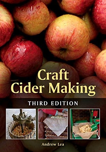 Andrew Lea Craft Cider Making 0003 Edition;