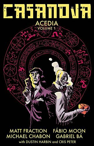 Matt Fraction Casanova Acedia Volume 1