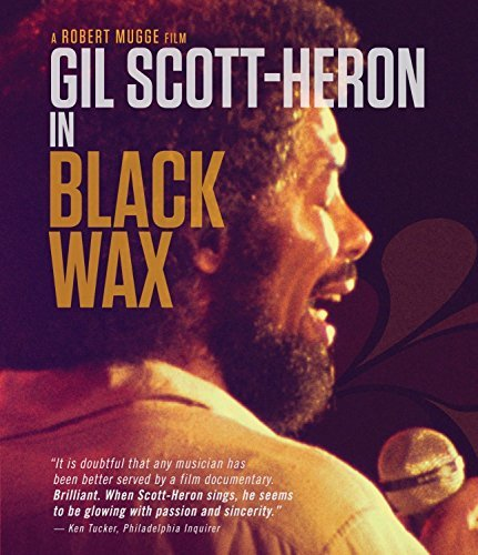 Gil Scott Heron Black Wax Black Wax