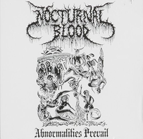 Nocturnal Blood Abnormalities Prevail