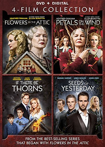 Flowers In The Attic 4 Film Collection DVD 4 Film Collection
