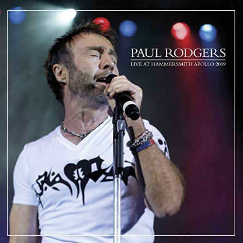 Paul Rodgers Live At Hammersmith 2009 2lp