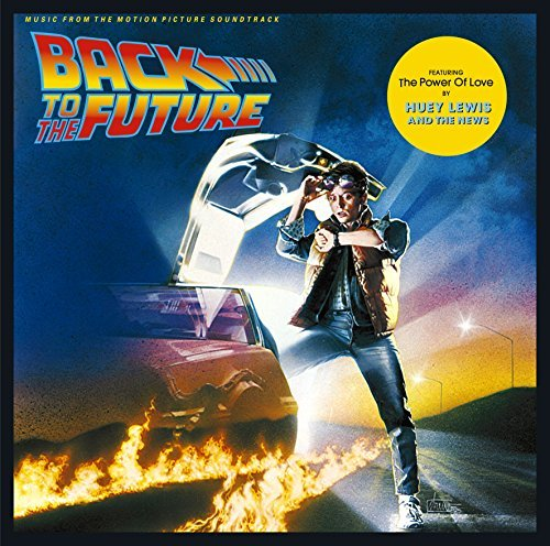 Back To The Future Back To The Future Import Jpn Japanese Pressing. Universal.