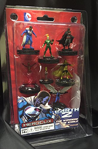 Heroclix Dc Superman Wonder Woman Fast Forces 6 Pk