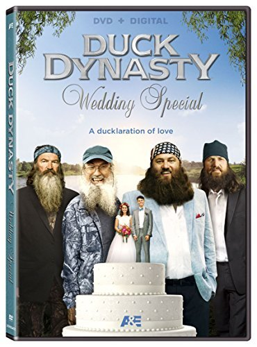 Duck Dynasty Wedding Special DVD