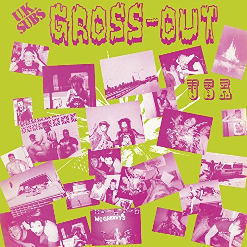 Uk Subs Gross Out Usa