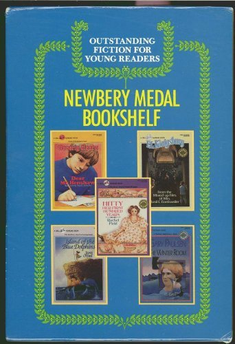 Newberry Medal Bookshelf