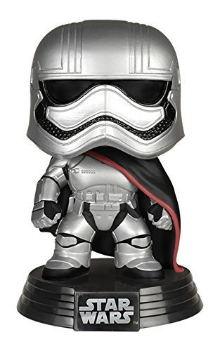 Pop Star Wars Ep7 Captain Phasma