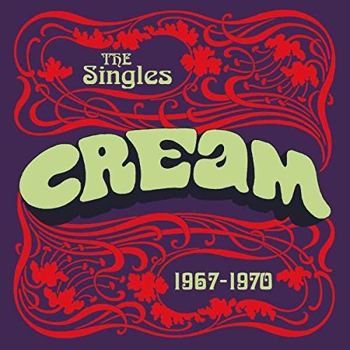 "Cream 7"" Singles Box Set"