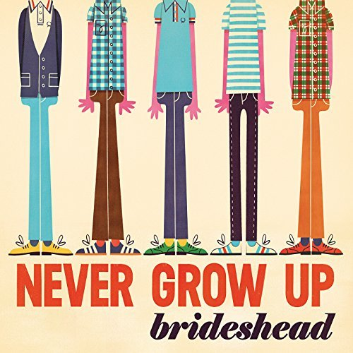 Brideshead Never Grow Up
