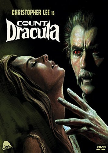 Count Dracula (1970) Lee Lom DVD Pg