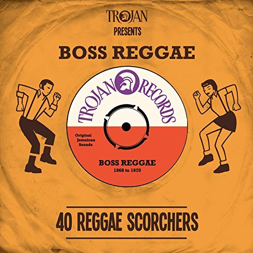 Trojan Presents Boss Reggae 2 CD Boss Reggae