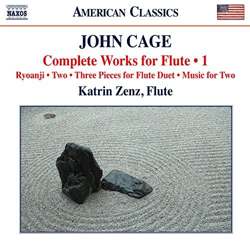 Cage Zenz Grodd Mankovsk Complete Works For Flute 1