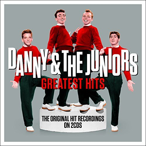 Danny & The Juniors Greatest Hits Import Gbr 2cd
