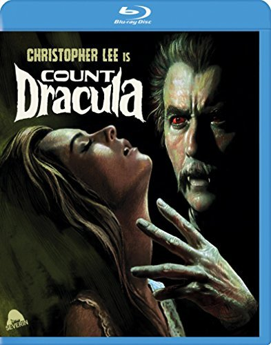 Count Dracula (1970) Lee Lom Blu Ray Pg